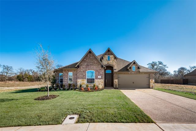 4100 Gray Wolf Drive, Melissa in Collin County, TX 75454 Home for Sale
