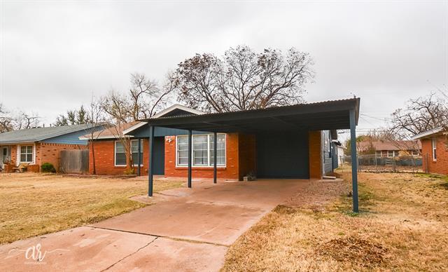 1248 Mimosa Drive, Abilene, TX 79603