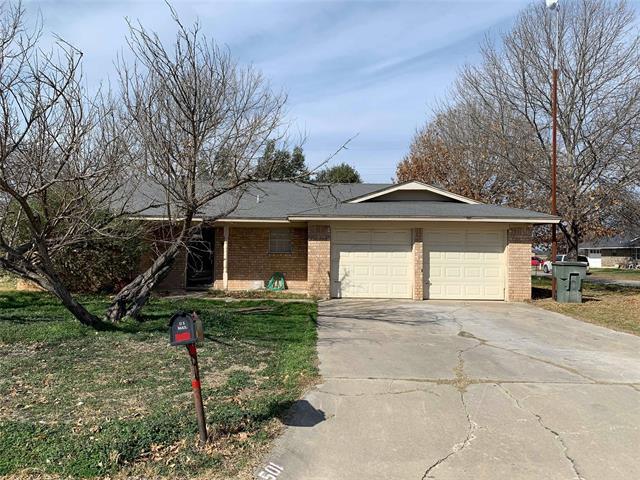 501 Parkway Drive, Brownwood, TX 76801