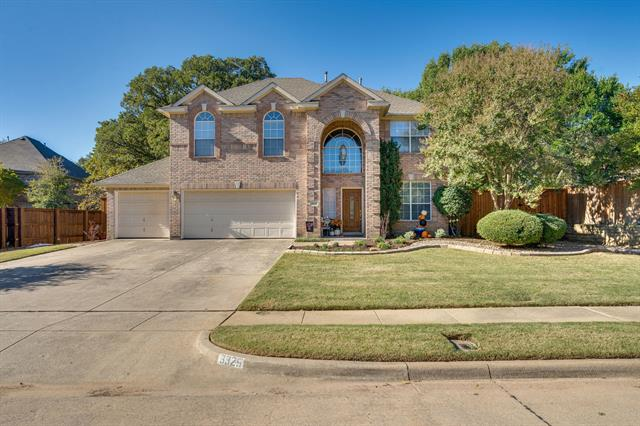 One of Flower Mound 4 Bedroom Homes for Sale at 3325 Furlong Drive E