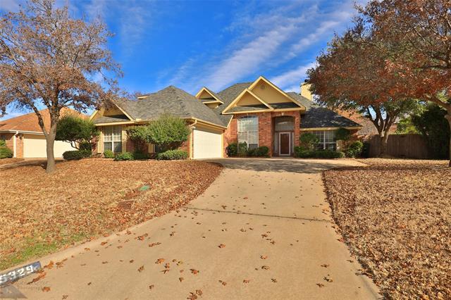 5329 Willow Ridge Road, Abilene, TX 79606