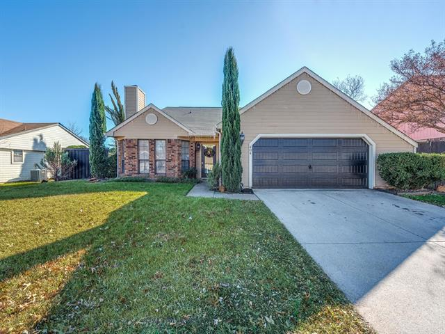 404 Sage Lane, Euless in Tarrant County, TX 76039 Home for Sale