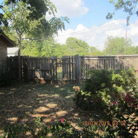 1361 S Jefferson Drive, Abilene, TX 79605