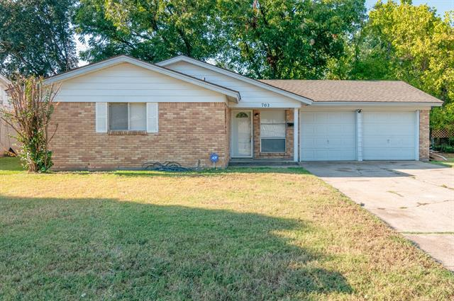 703 Whitener Road, Euless in Tarrant County, TX 76040 Home for Sale