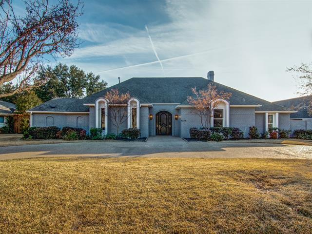 6224 Stonehill Drive, Addison, Texas 5 Bedroom as one of Homes & Land Real Estate