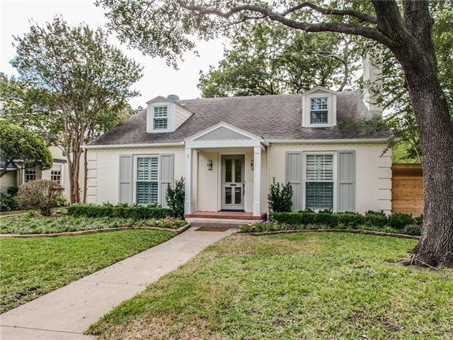 4565 Belclaire Avenue, Highland Park, Texas