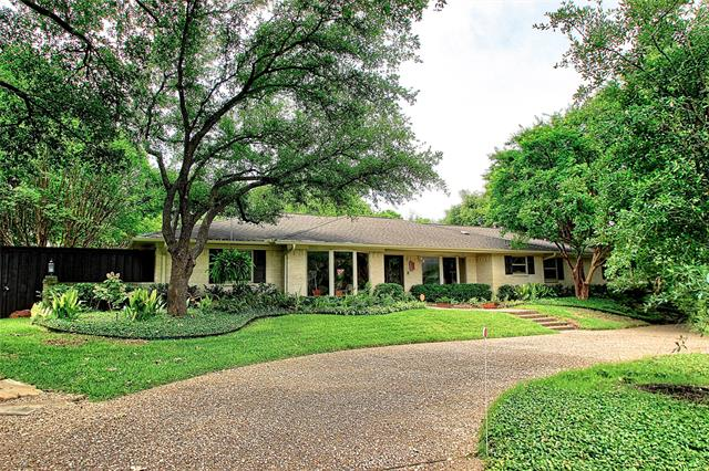 6819 Mossvine Circle, Addison, Texas 5 Bedroom as one of Homes & Land Real Estate