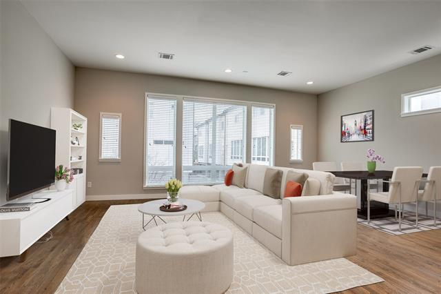 Dallas Uptown Homes for Sale -  Townhome,  4988 Flitwick Court
