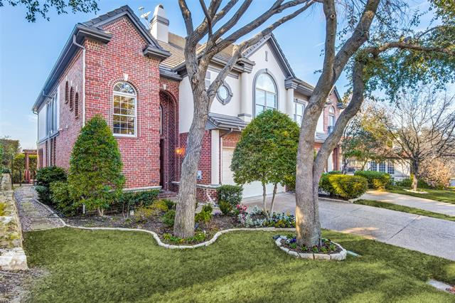 4327 Castle Rock Court, one of homes for sale in Las Colinas