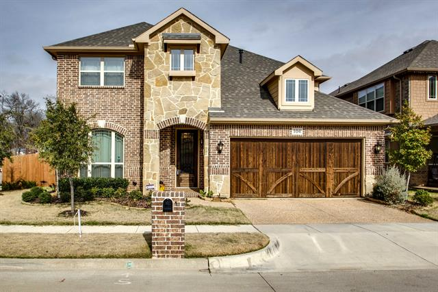 104 Yellow Rose Trail, Euless in Tarrant County, TX 76040 Home for Sale