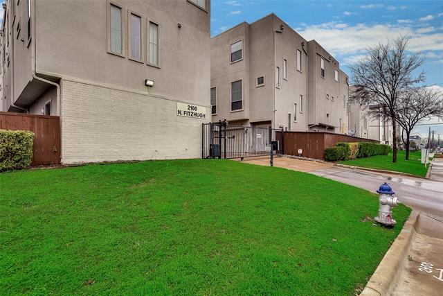2100 N Fitzhugh Avenue, Dallas East in Dallas County, TX 75204 Home for Sale