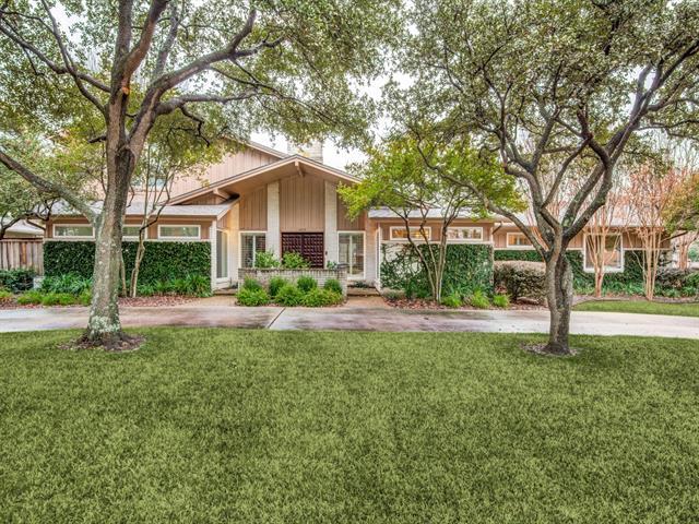 4110 Shady Hill Drive, Preston Hollow, Texas