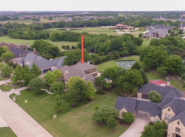 941 Woodview Drive, one of homes for sale in Prosper