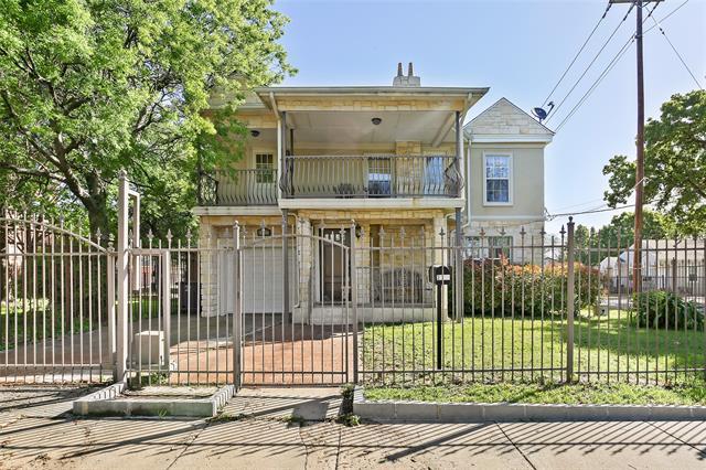 2100 Caddo Street, Dallas East, Texas