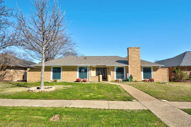 3401 Ridge Oak Drive, Garland in Dallas County, TX 75044 Home for Sale