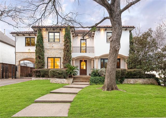 3400 Harvard Avenue, Highland Park, Texas
