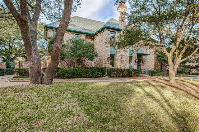4524 Rheims Place, Highland Park, Texas