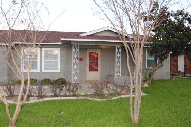 1414 Lynn Drive, Garland in Dallas County, TX 75040 Home for Sale