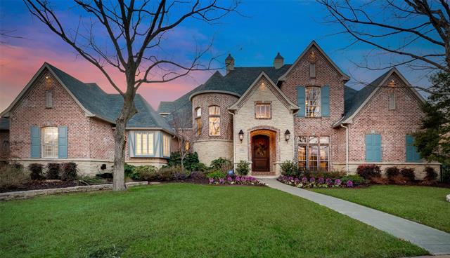 6816 Fallbrook Court, Colleyville, Texas