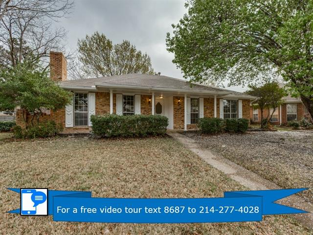 316 Doral Place, Garland in Dallas County, TX 75043 Home for Sale