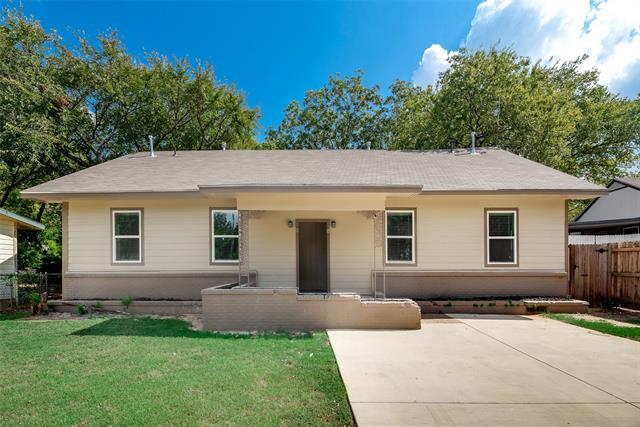 202 Burton Drive, Arlington North, Texas