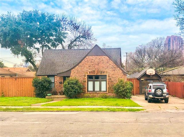 Dallas Uptown Homes for Sale -  Cul de Sac,  2419 Grigsby Avenue