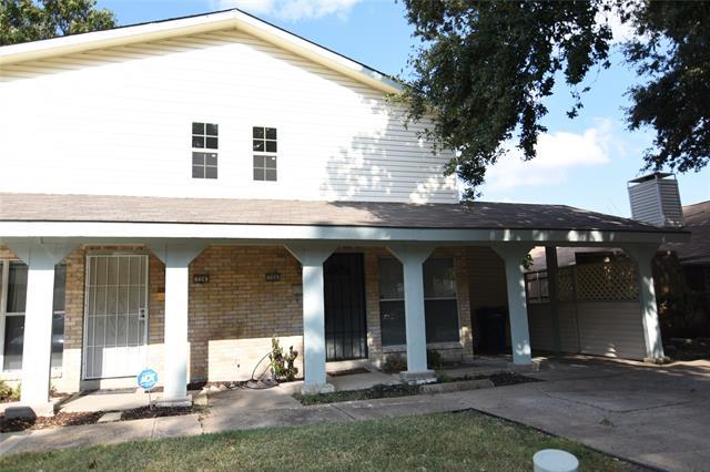 724 Baruna Circle, Garland in Dallas County, TX 75043 Home for Sale