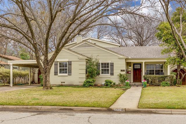 6436 Curzon Avenue, Fort Worth Alliance, Texas