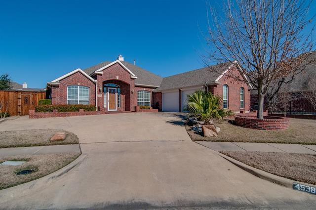 4538 Warbler Lane, Garland in Dallas County, TX 75043 Home for Sale