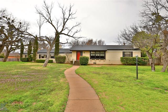 3520 Hunters Glen Road, Abilene, TX 79605