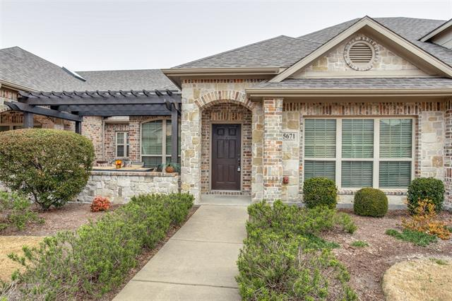 5671 Hummingbird Lane, Fairview in Collin County, TX 75069 Home for Sale
