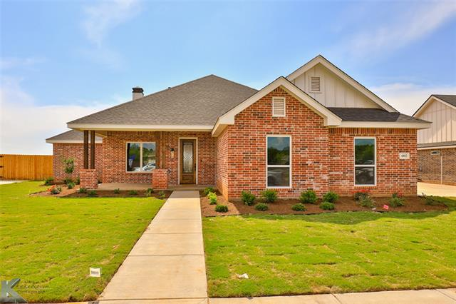 6802 Cedar Elm Drive, Abilene, TX 79606