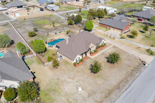 708 Lonesome Prairie Trail, one of homes for sale in Haslet