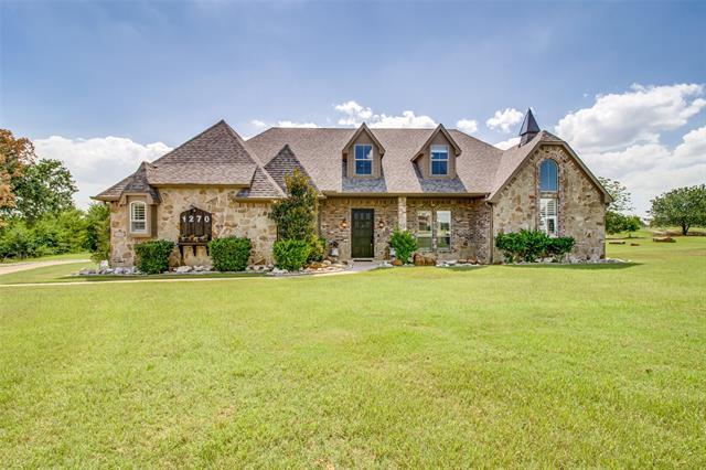1270 Forest Bend Court, Aubrey, Texas