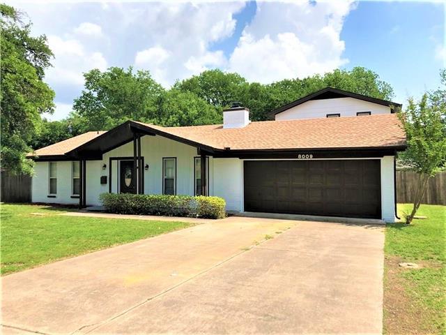 8009 Northbrook Drive, Fort Worth Alliance, Texas