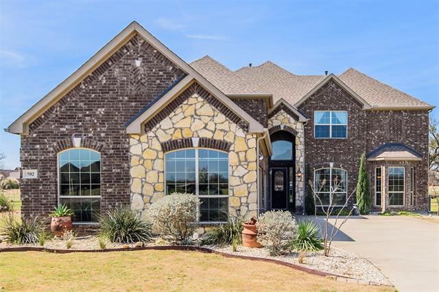 502 Audra Court, Aubrey, Texas