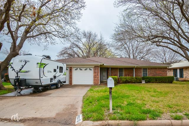 4657 Pamela Drive, Abilene, TX 79606