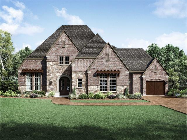 4440 Liberty Drive, one of homes for sale in Prosper
