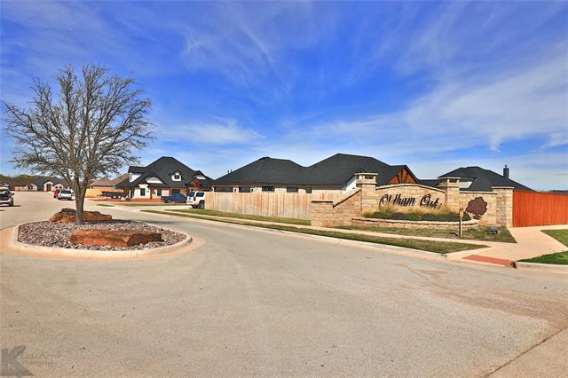 2402 Manor Oaks Terrace, Abilene, TX 79602