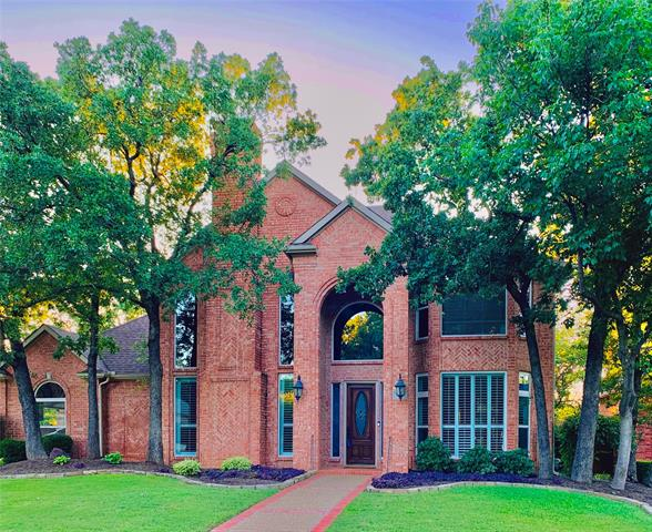 3015 Woodhollow Drive, Highland Village in Denton County, TX 75077 Home for Sale
