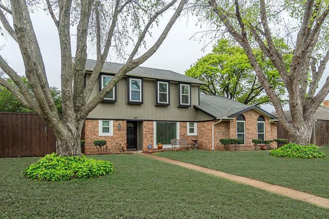 4013 Windy Crest Drive, Carrollton, Texas