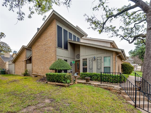 307 Oak Shadow Circle, Bedford in Tarrant County, TX 76021 Home for Sale