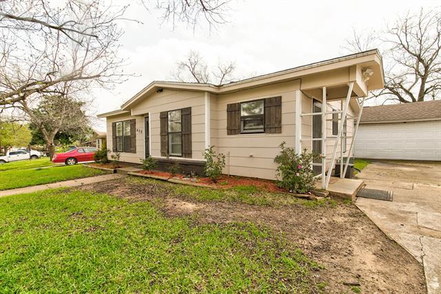 406 Bryan Drive, Arlington North, Texas