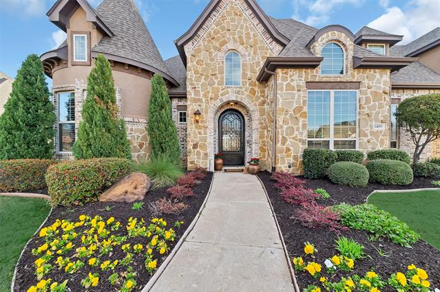 One of Keller 5 Bedroom Homes for Sale at 1409 Briar Grove Drive