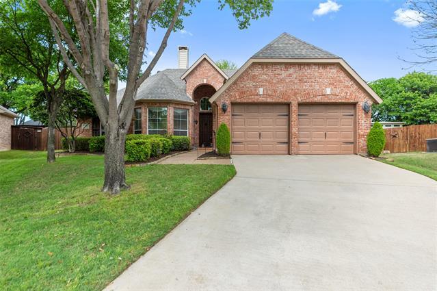 4217 Creek Hill Lane, Corinth, Texas