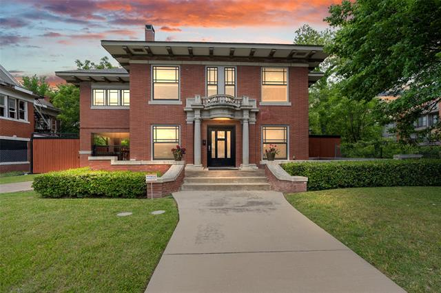 One of Dallas Northeast 4 Bedroom Homes for Sale at 4907 Gaston Avenue