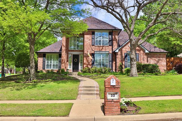 33 Wellington Oaks Circle, Denton, Texas