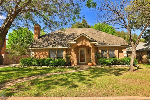 1744 Crooked Branch Circle, Abilene, TX 79602