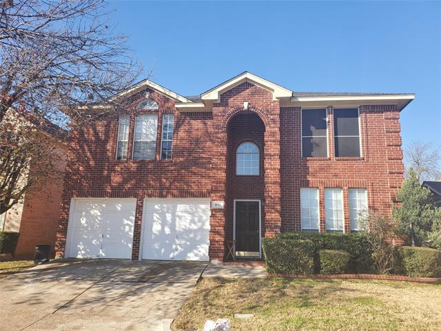 911 Harwood Court, Euless, Texas