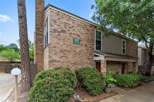 1107 Brighton Drive, Arlington North, Texas
